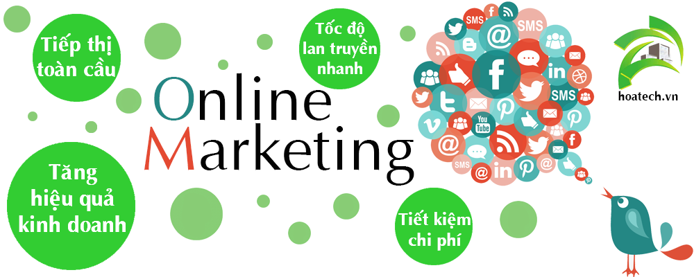 Khóa học online marketing