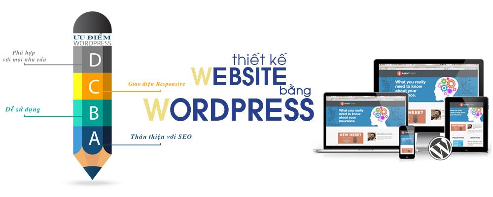 Khóa học thiết kế website bằng wordpress chuẩn seo