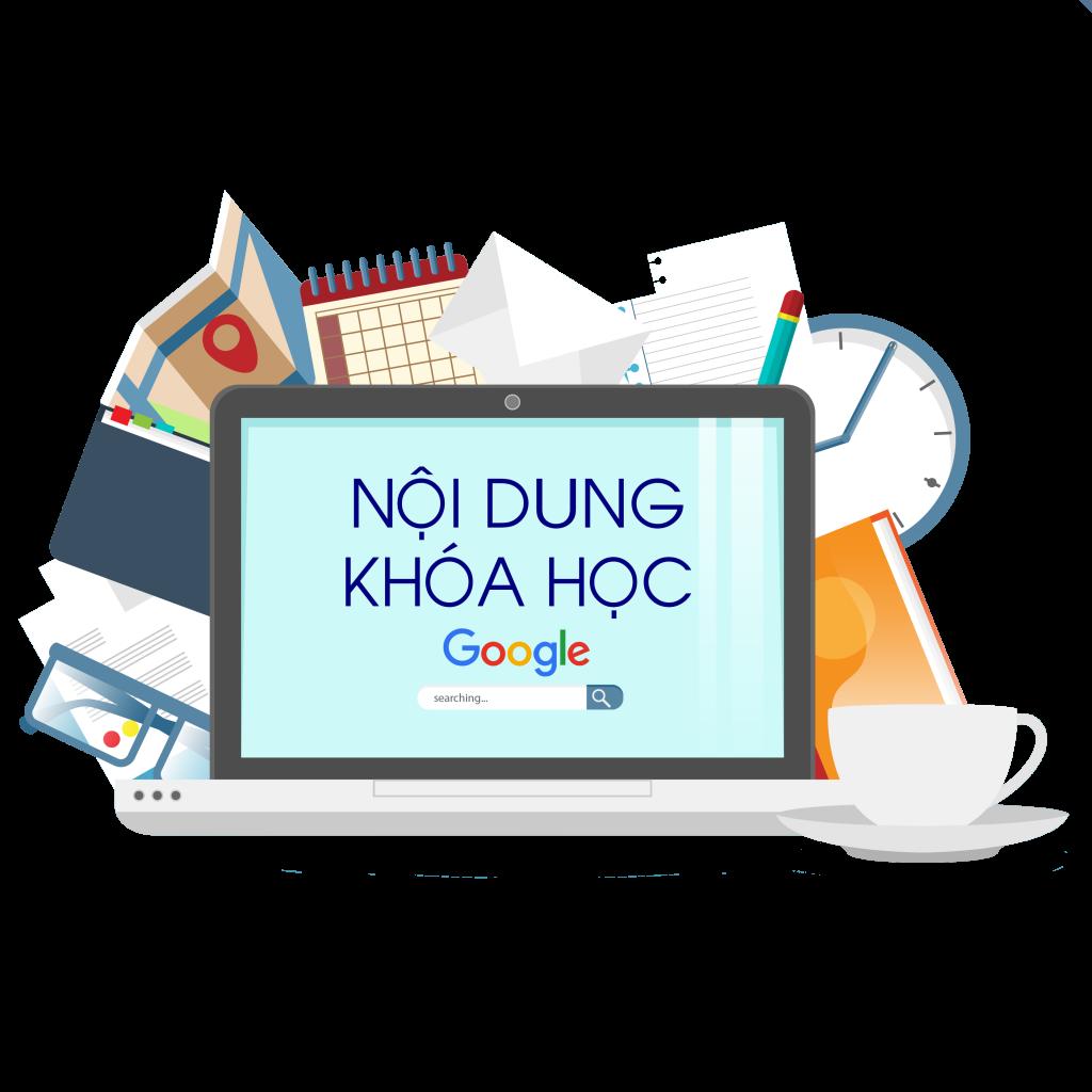 Nội dung khóa học seo google
